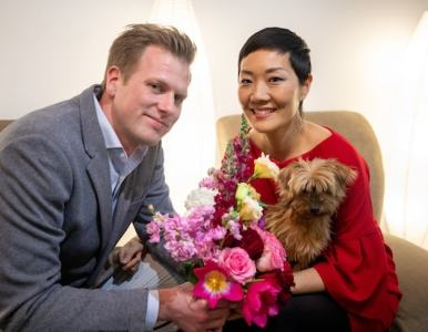 Rachel Cho Floral Design — Partners in life and business
