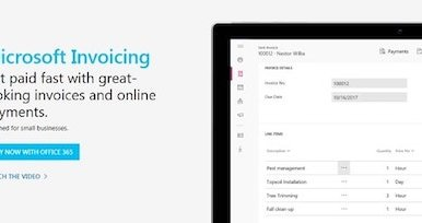 5 reasons Microsoft Invoicing is a smart choice for your business