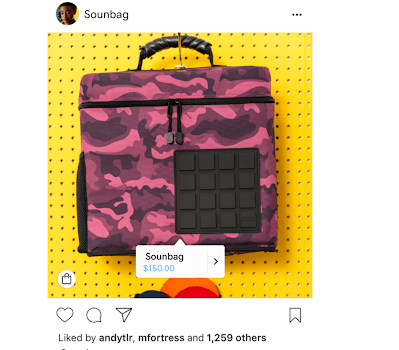 Sell your products on Facebook and Instagram