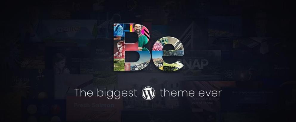 Theme Be Theme Logo