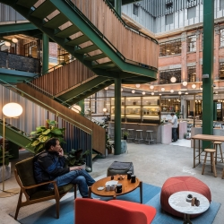 WeWork partners with Cushman & Wakefield on flexible working offer