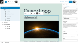 How to use the Query Loop Block to create custom WordPress layouts