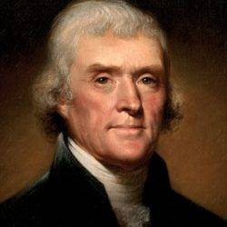 How Thomas Jefferson came to invent the swivel chair