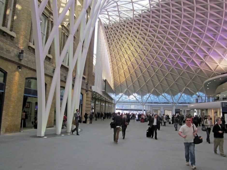 Kings Cross station 3