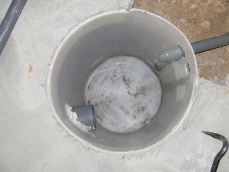 Installation D Une Pompe De Relevage Avec Cuve Brico Info Le Blog De Bruno Catteau