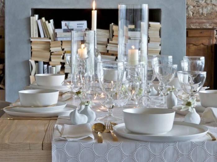 Deco Table Scandinave Bricolage Maison Et Dcoration
