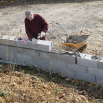 monter un muret en parpaing 150x150 Construire Un Mur De Clôture En Parpaings En 8 étapes