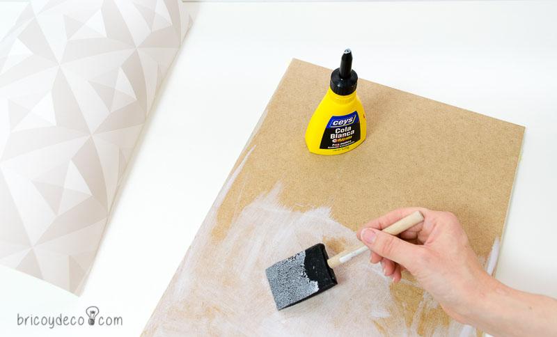 cómo hacer una mesita auxiliar paso a paso
