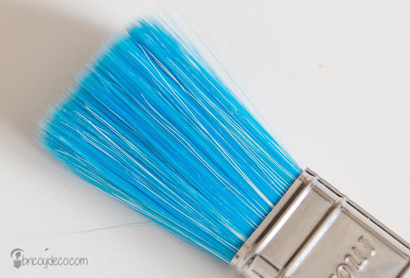 herramientas para pintar: paletina de fibra siguiente