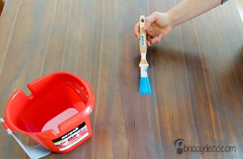 recuperar la madera con lasur