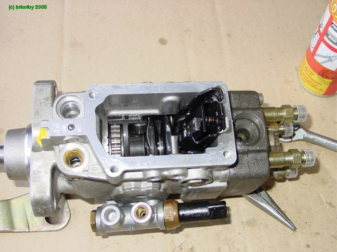 VE injector pump assembly pictures    VWDieselParts com Image