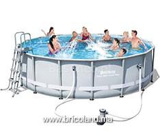 https bricoland ma piscine hors sol tubulaire steel protm 4m x 2 11 x 0 81m bestway html