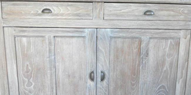 comment ceruser un meuble en bois etape