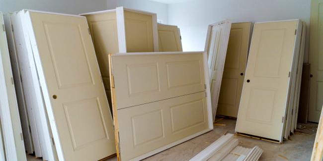 dimensions standards des portes
