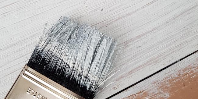 comment peindre sur du bois sans