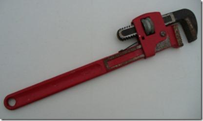 clé anglaise