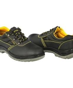 Zapatos Seguridad S3 Piel Negra Wolfpack  Nº 43 Vestuario Laboral