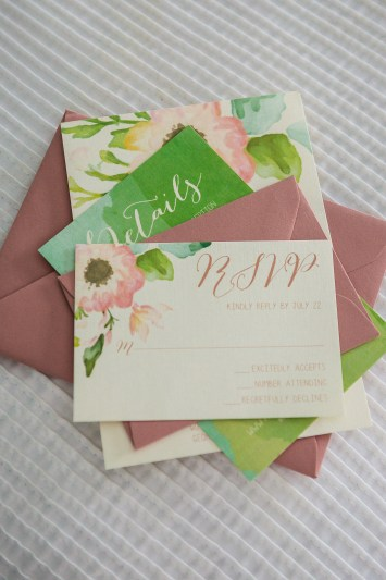 Simply Done Invites