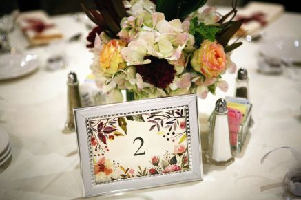 The Campbell House Wedding