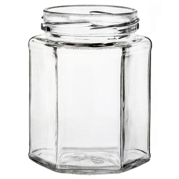 tea light holder jam jar