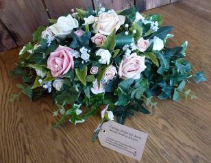 centerpiece ivy rose