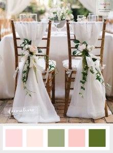 Ivy wedding flowers