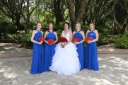 Katie Louise Disney bouquet wedding photo