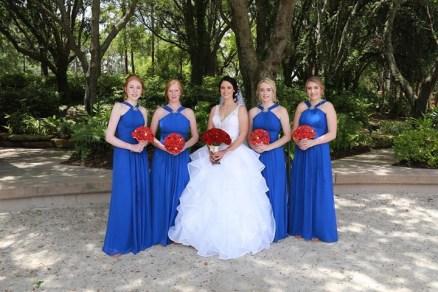 Katie Louise Disney bouquet wedding photo