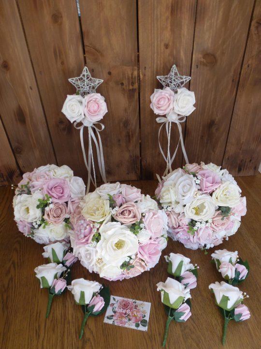 Pastel sophie bouquet