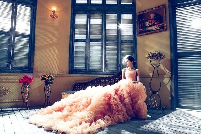 wedding dress big