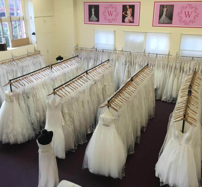 Burton Upon Trent Wedding Dress Outlet