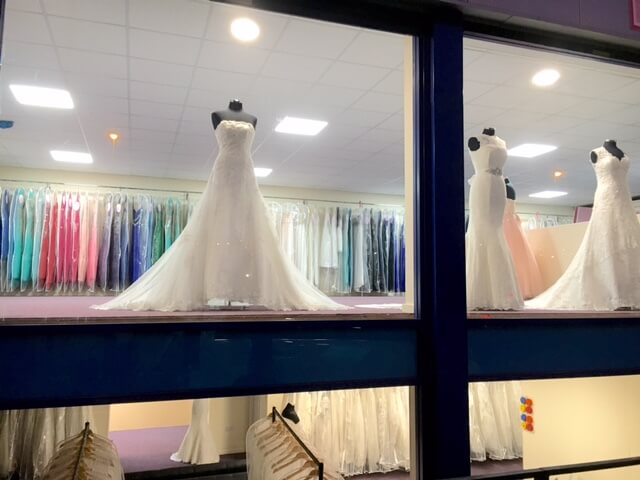 Wedding Dress Outlet Burton