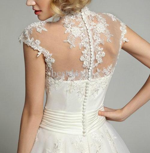 Modest Wedding Dress Trends, 2018