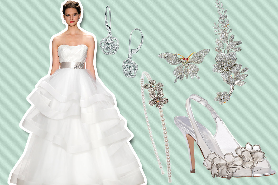 Find The Perfect Gown & Accessories To Match Your Venue