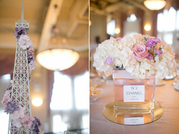 Paris-Themed Bridal Shower BridalGuide
