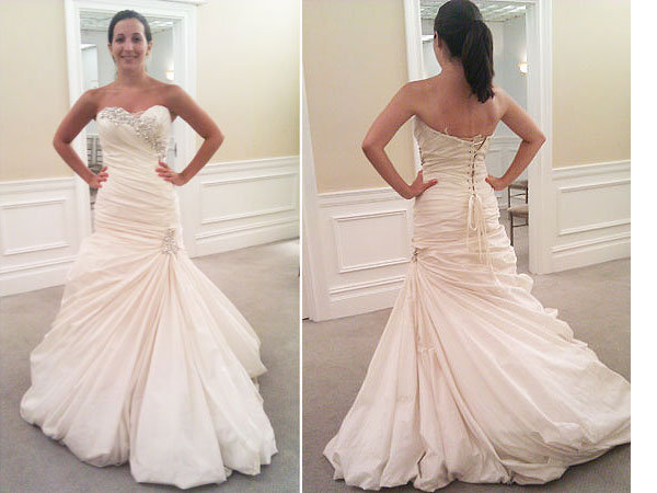 """My """"Say Yes To The Dress"""" Experience: Part 1"""