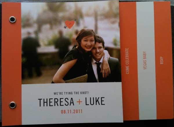 Newsfavor Wedding Invitation