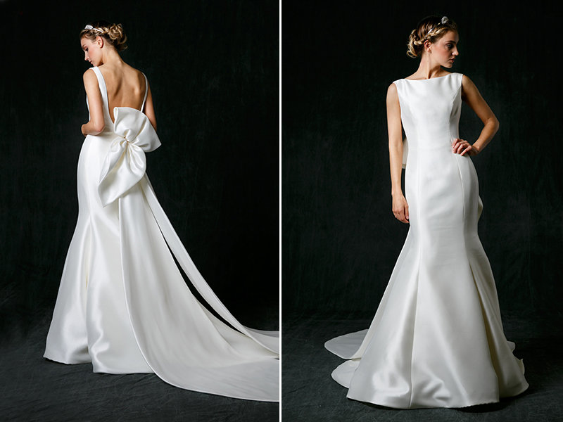 Trend Alert: 30 Wedding Dresses With Bows