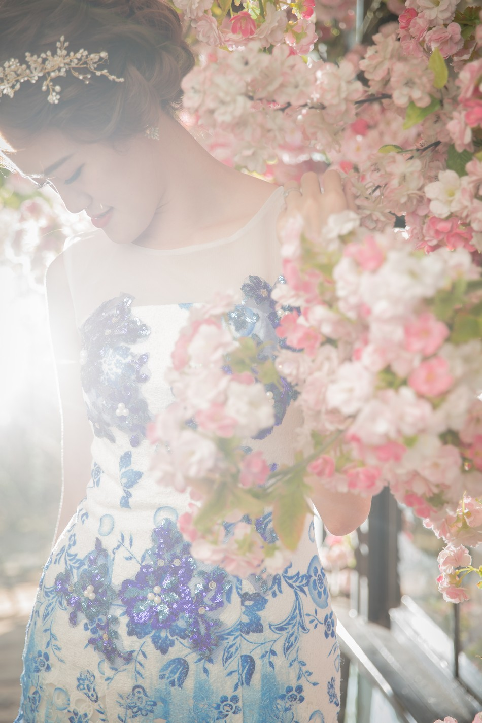 【桃園新娘秘書】唯美復古新娘造型