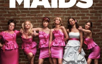 'BRIDESMAIDS' New Wedding Movie – Is this 'The Hangover' for Girls?