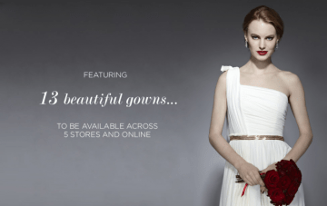 Coast Launches Long Awaited Bridal Collection!