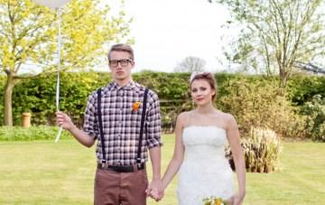 Preppy Summer Romance Shoot: Featuring Natasha Jane Headpieces