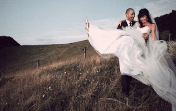 AWESOME Stop Motion Beach Wedding Video