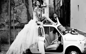 Glamourous Italian Wedding Editorial