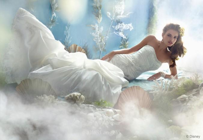 Disney Fairytale Wedding Dresses By Alfred Angelo Bridal Musings