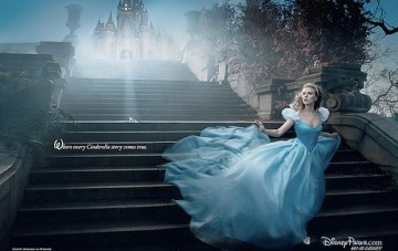 Disney Enchants Hollywood: Incredible Images by Annie Leibovitz