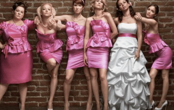 Bridesmaids ~ The Hangover For Girls & Then Some!