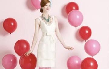 Kate Spade Wedding Belles: Short Wedding Dresses, Maid's Dresses & Accessories