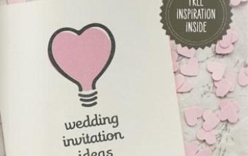 Wedding Geekery: Wedding Invitation Ideas Lookbook