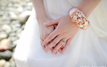 chunky bracelet | jaime delaine photography
